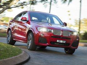 Ver foto 17 de BMW X4 xDrive35i M Sports Package Australia  2014