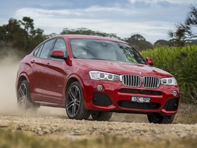 Ver foto 15 de BMW X4 xDrive35i M Sports Package Australia  2014