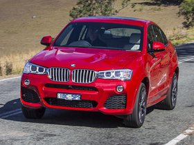 Ver foto 14 de BMW X4 xDrive35i M Sports Package Australia  2014