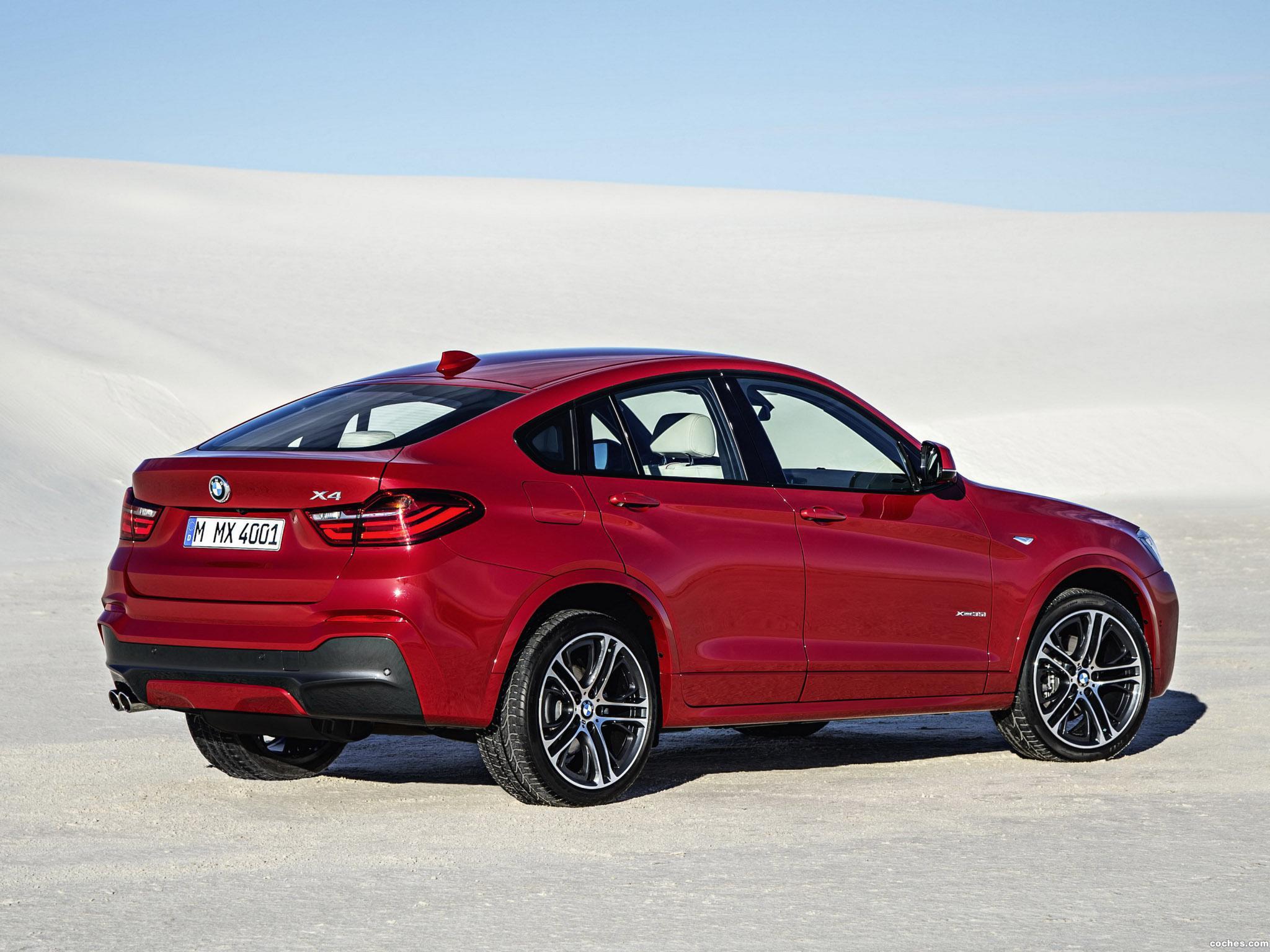 Foto 19 de BMW X4 M Sports Package F26 2014