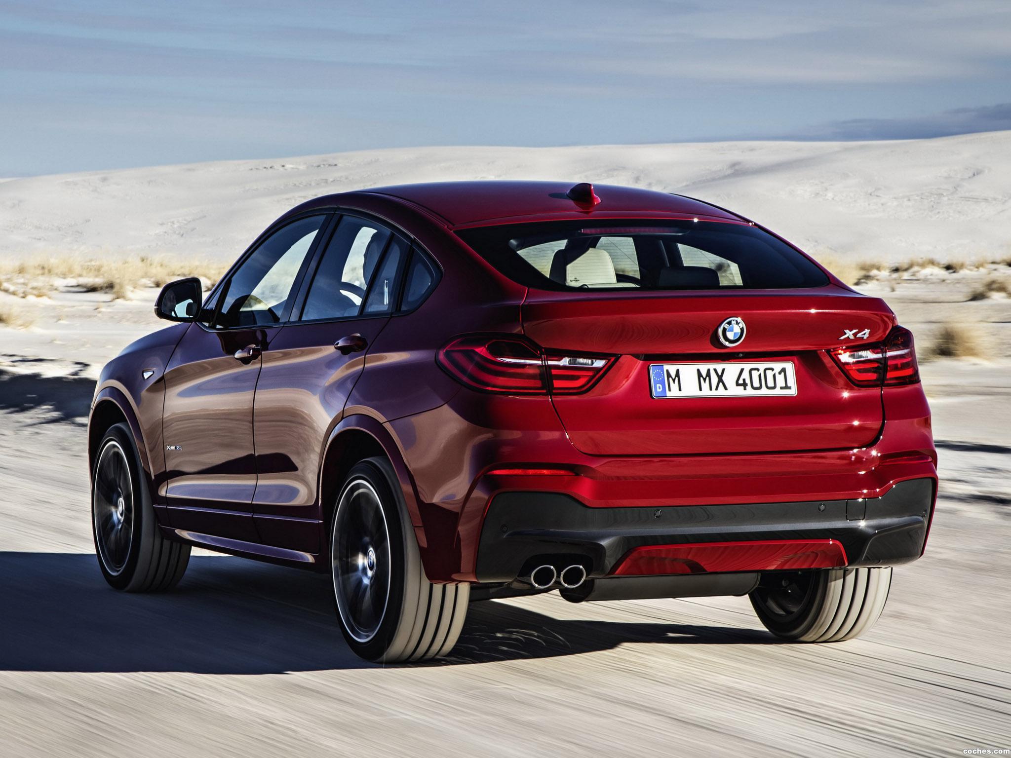 Foto 18 de BMW X4 M Sports Package F26 2014