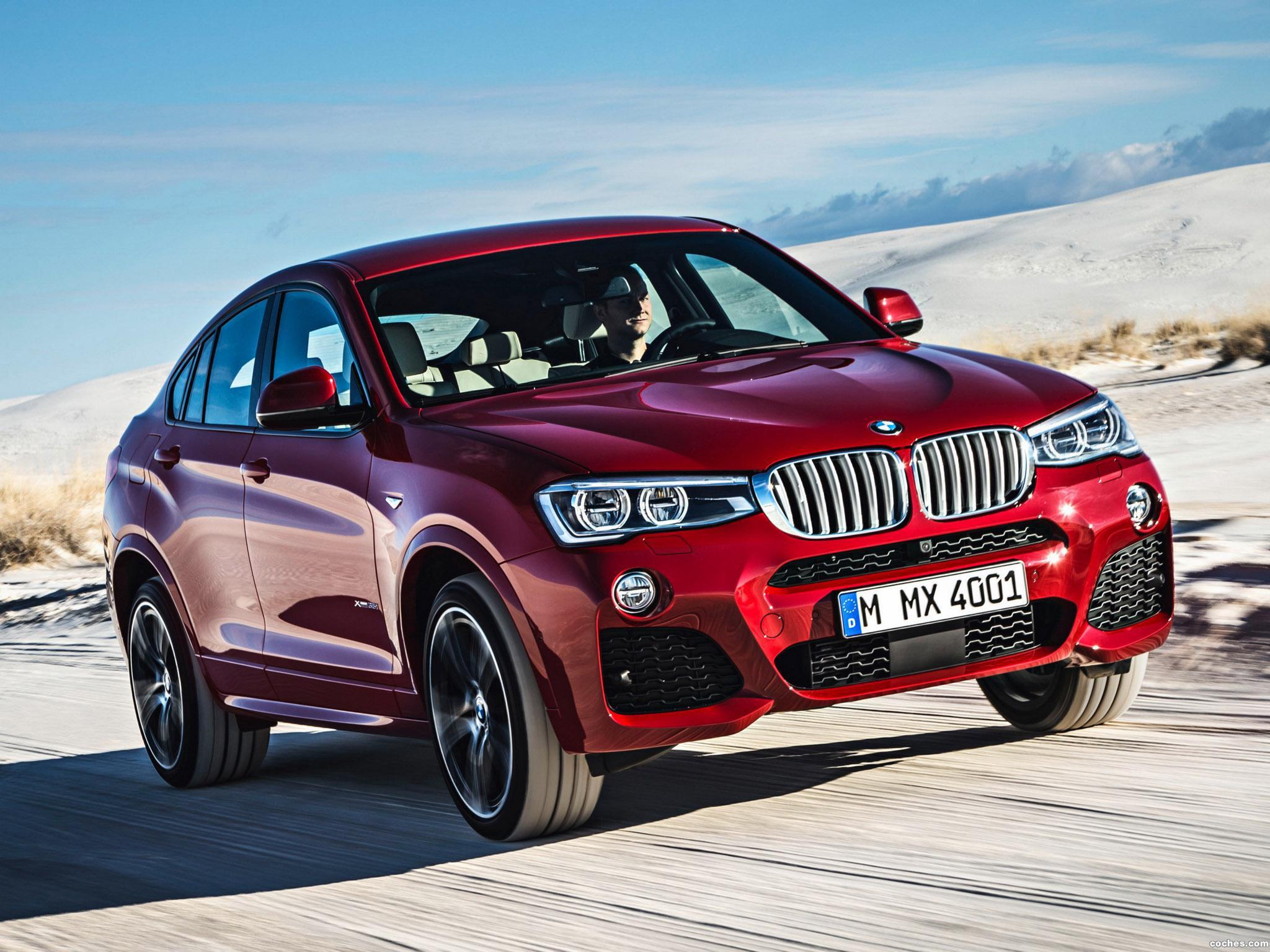 Foto 16 de BMW X4 M Sports Package F26 2014