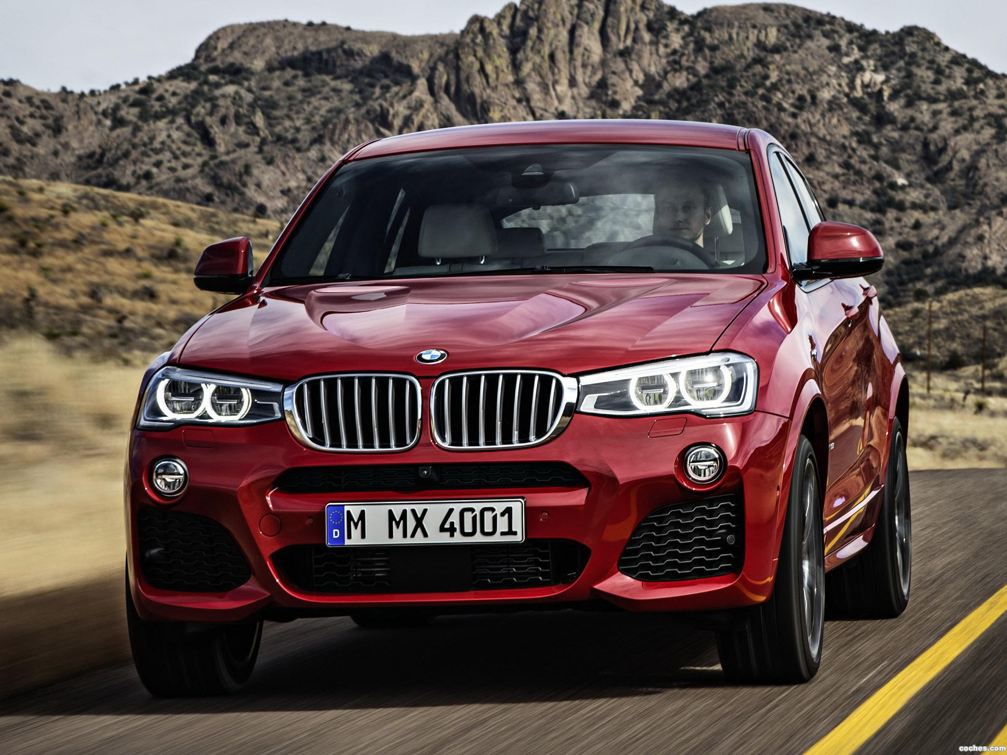 Foto 15 de BMW X4 M Sports Package F26 2014
