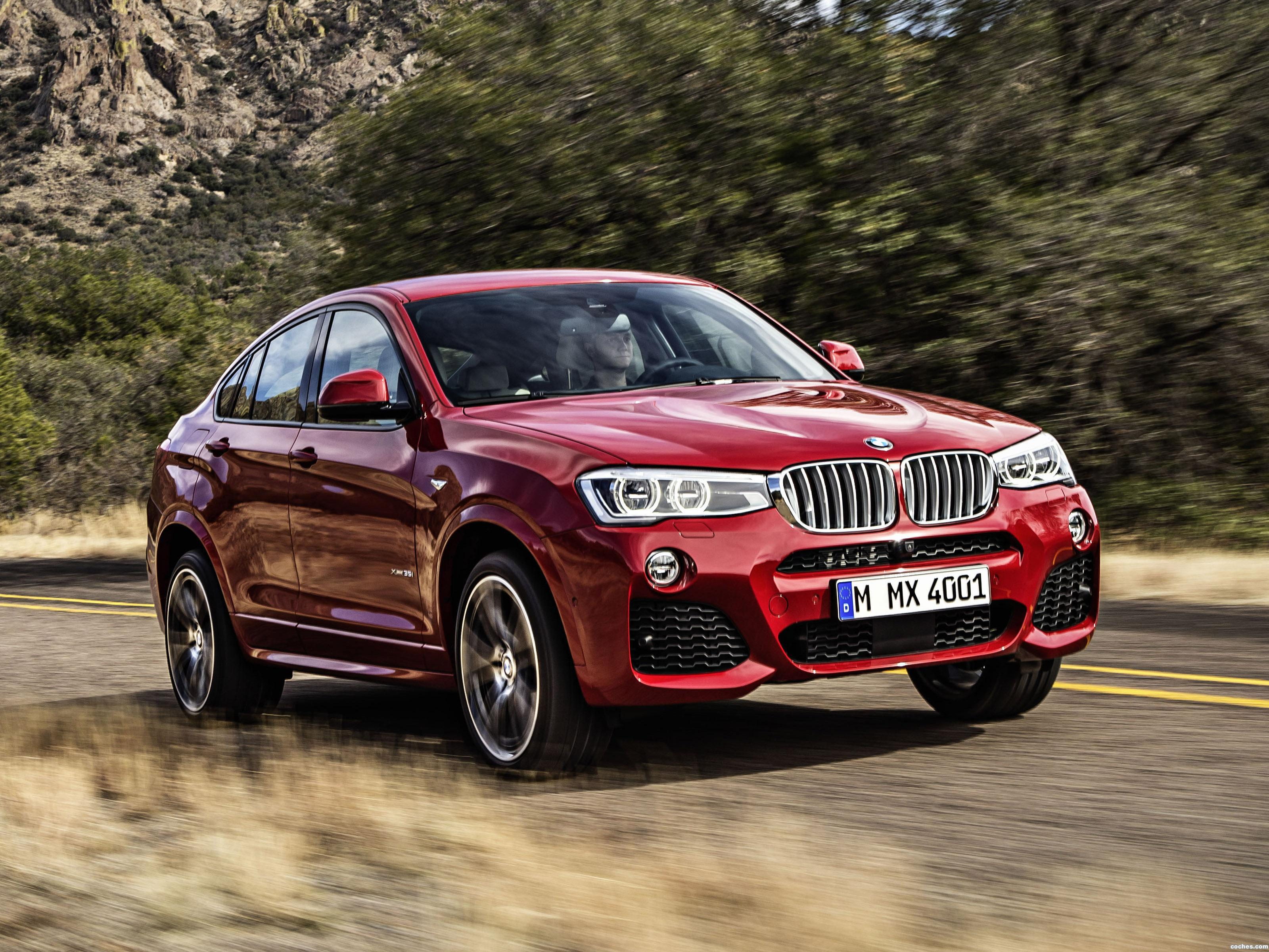 Foto 0 de BMW X4 M Sports Package F26 2014