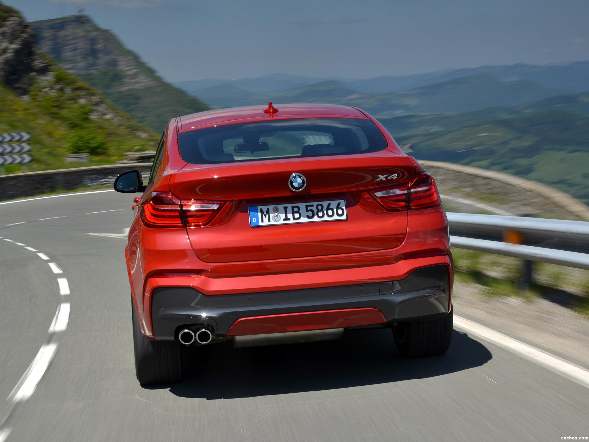 Foto 42 de BMW X4 M Sports Package F26 2014