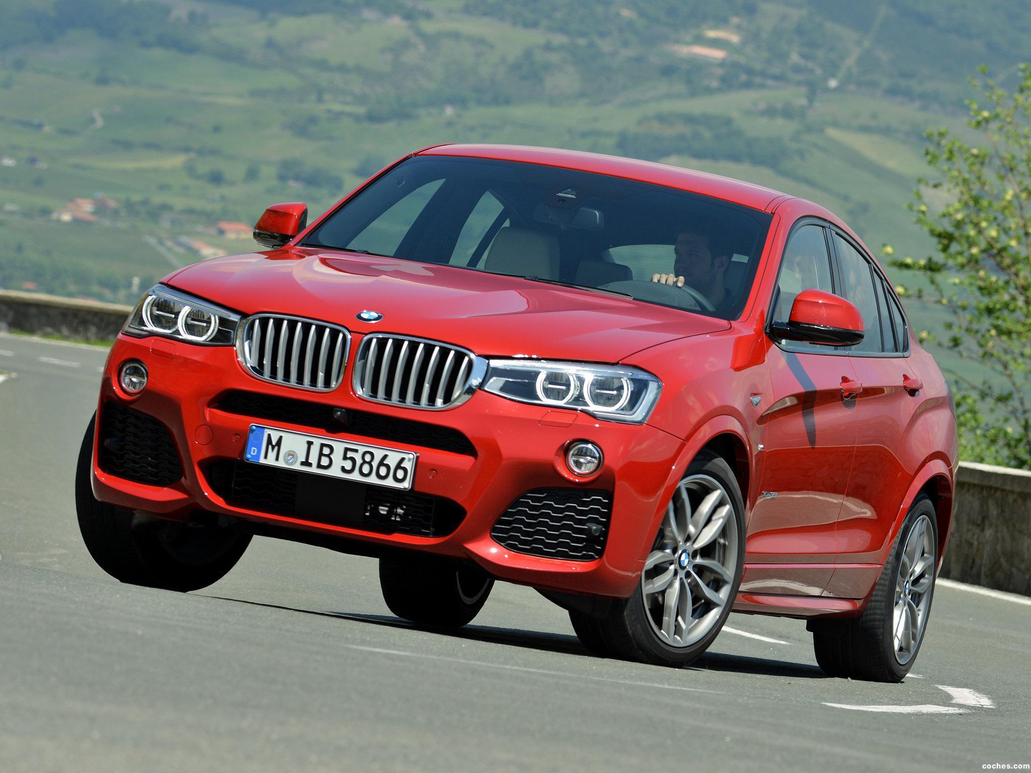 Foto 37 de BMW X4 M Sports Package F26 2014