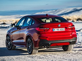Ver foto 12 de BMW X4 M Sports Package F26 2014