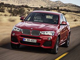 Ver foto 8 de BMW X4 M Sports Package F26 2014