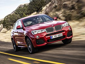 Ver foto 6 de BMW X4 M Sports Package F26 2014