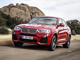 Ver foto 3 de BMW X4 M Sports Package F26 2014