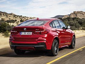 Ver foto 2 de BMW X4 M Sports Package F26 2014