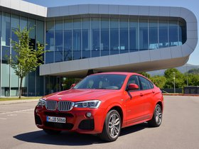 Ver foto 34 de BMW X4 M Sports Package F26 2014