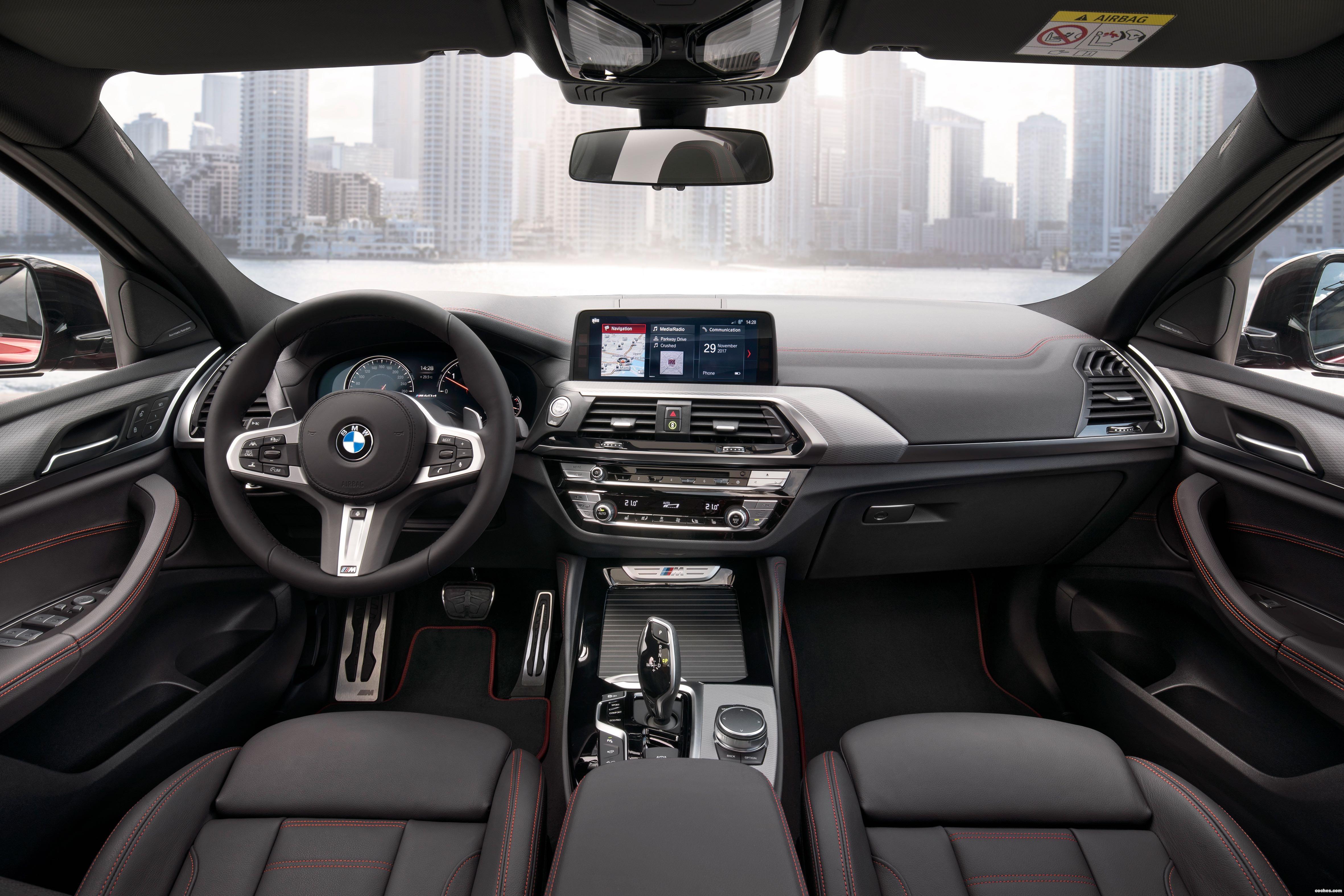Foto 3 de BMW X4 M40d 2018