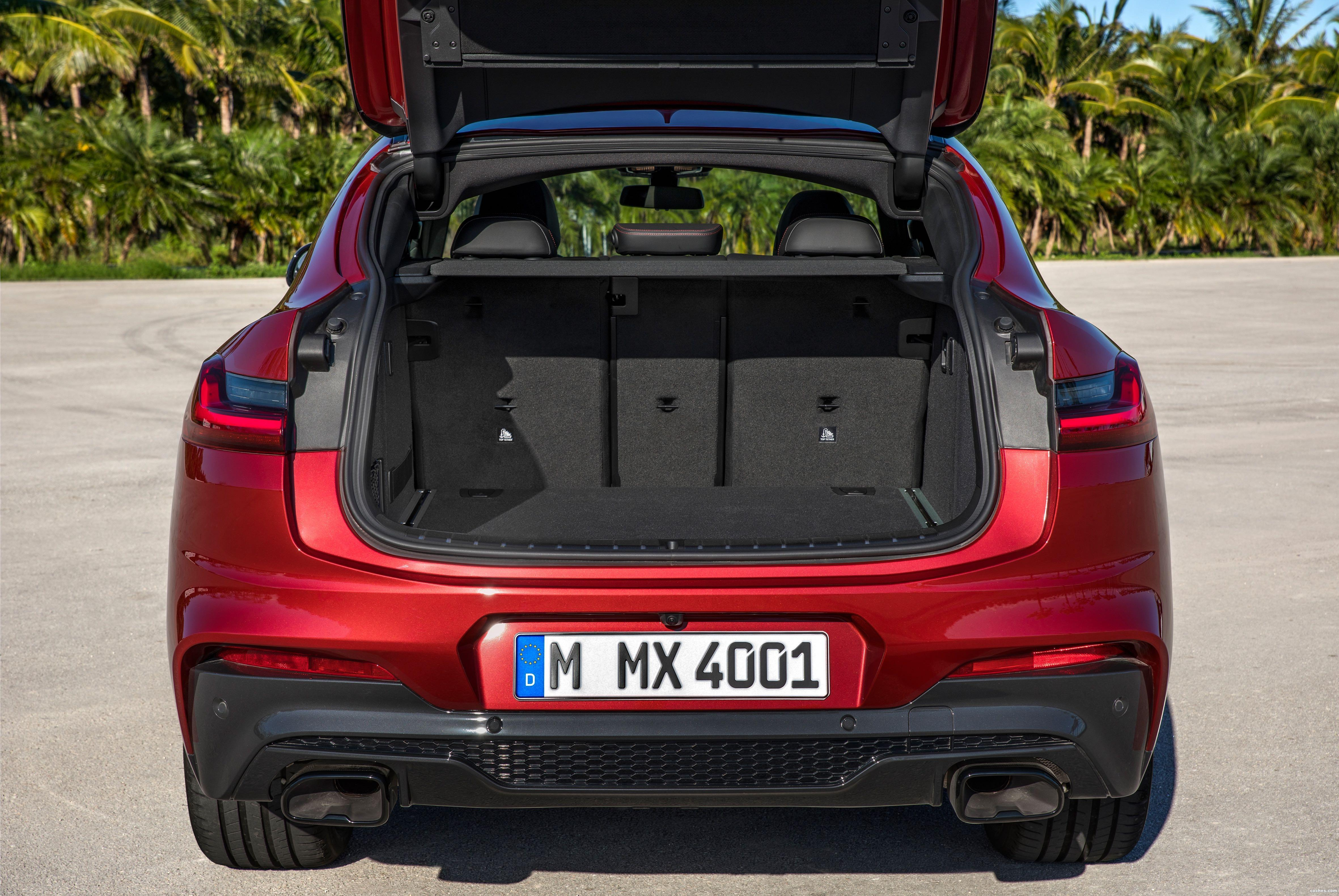 Foto 39 de BMW X4 M40d 2018