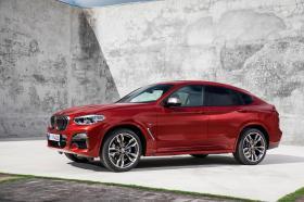 Ver foto 22 de BMW X4 M40d 2018