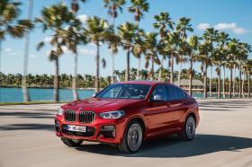 Ver foto 32 de BMW X4 M40d 2018