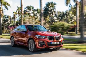Ver foto 12 de BMW X4 M40d 2018