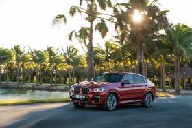 Ver foto 43 de BMW X4 M40d 2018