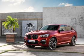 Ver foto 10 de BMW X4 M40d 2018