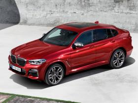 Fotos de BMW X4 M40d 2018