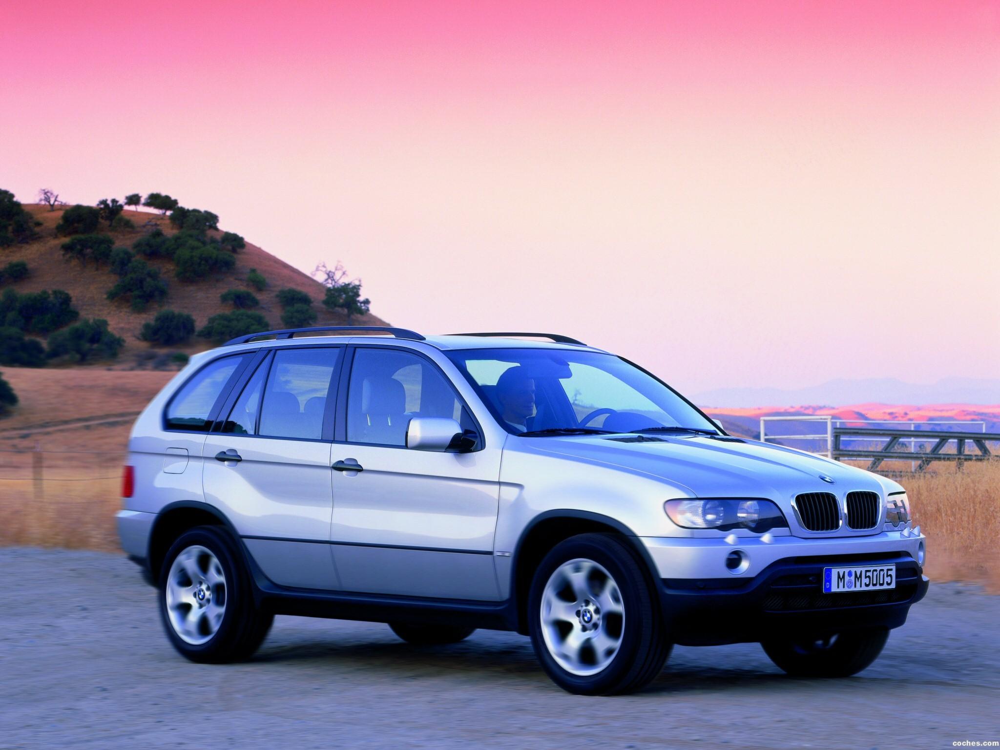 Foto 0 de BMW X5 E53 1999