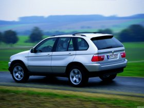 Ver foto 25 de BMW X5 E53 1999