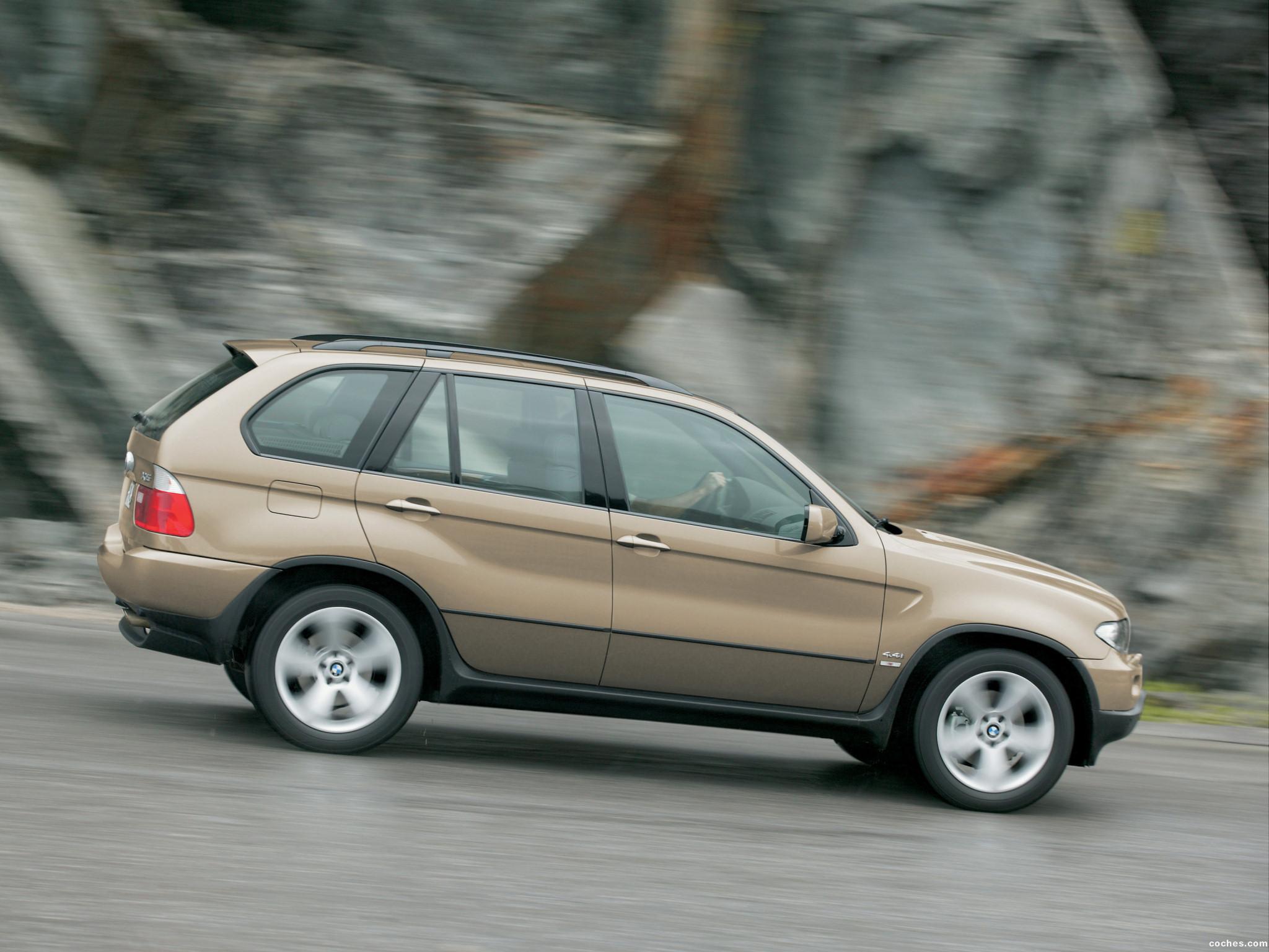Foto 39 de BMW X5 E53 2004