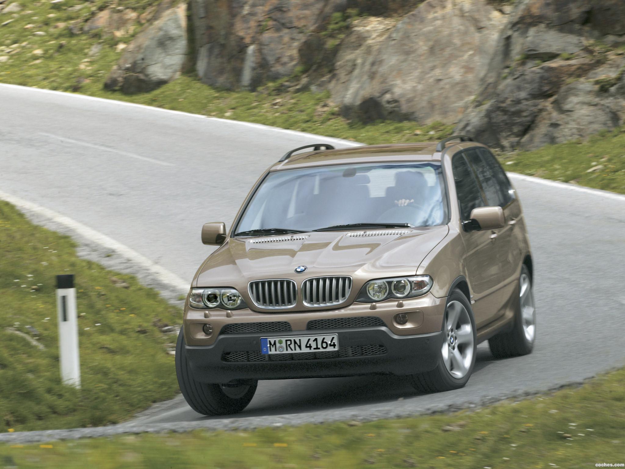Foto 30 de BMW X5 E53 2004