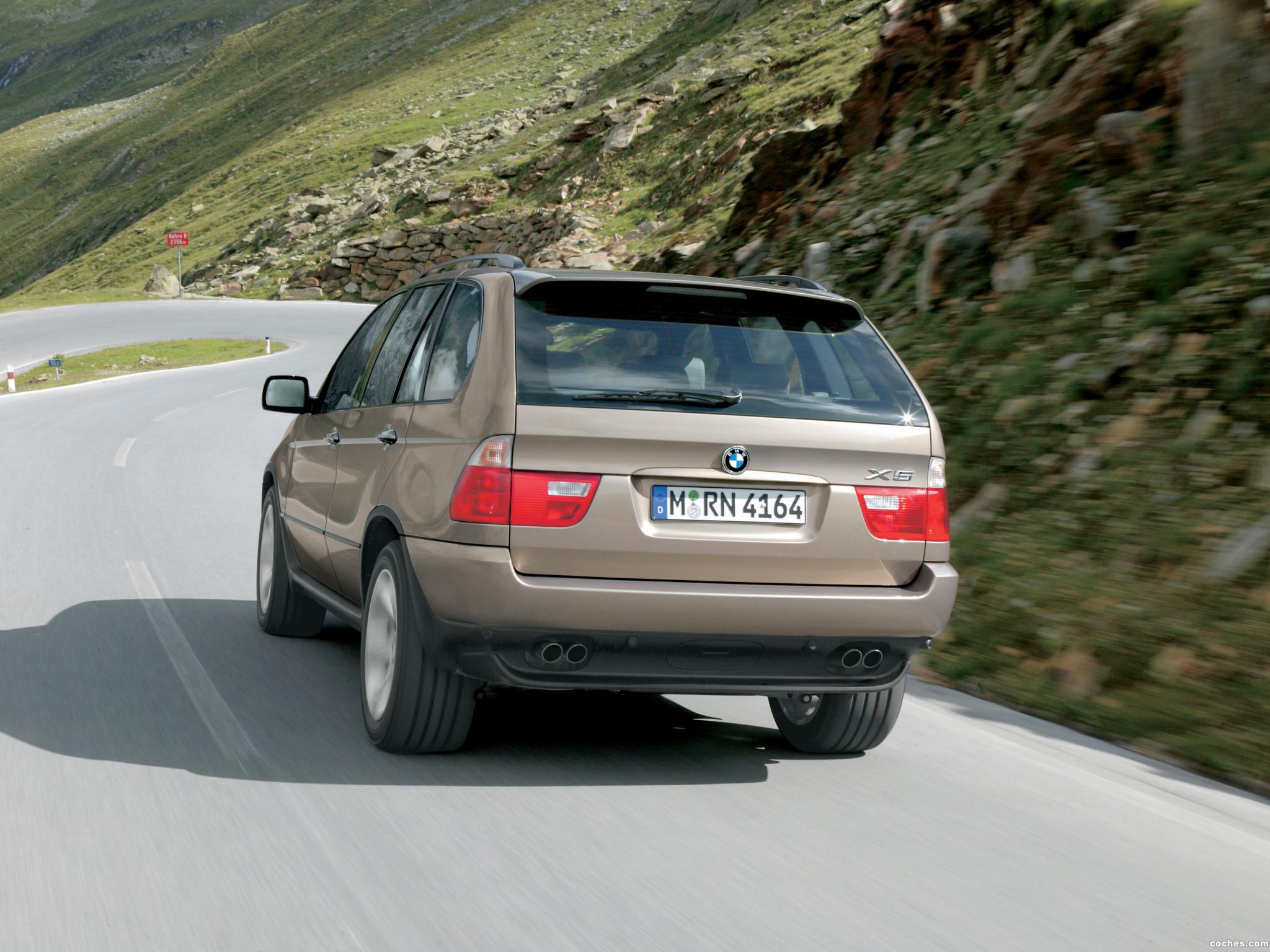 Foto 29 de BMW X5 E53 2004