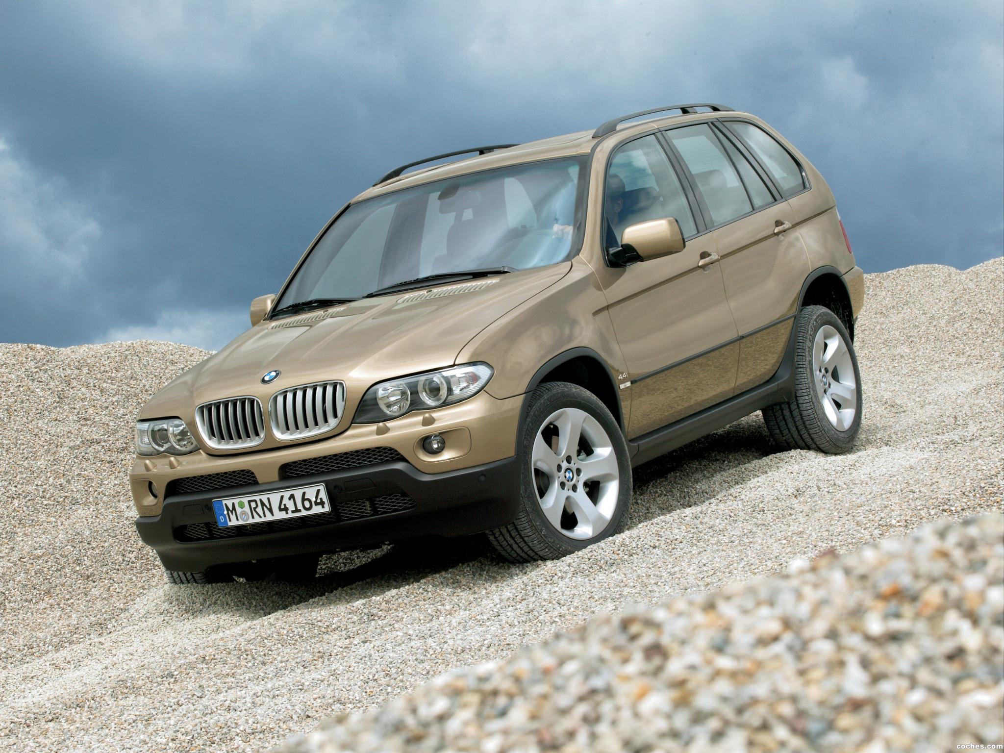 Foto 28 de BMW X5 E53 2004