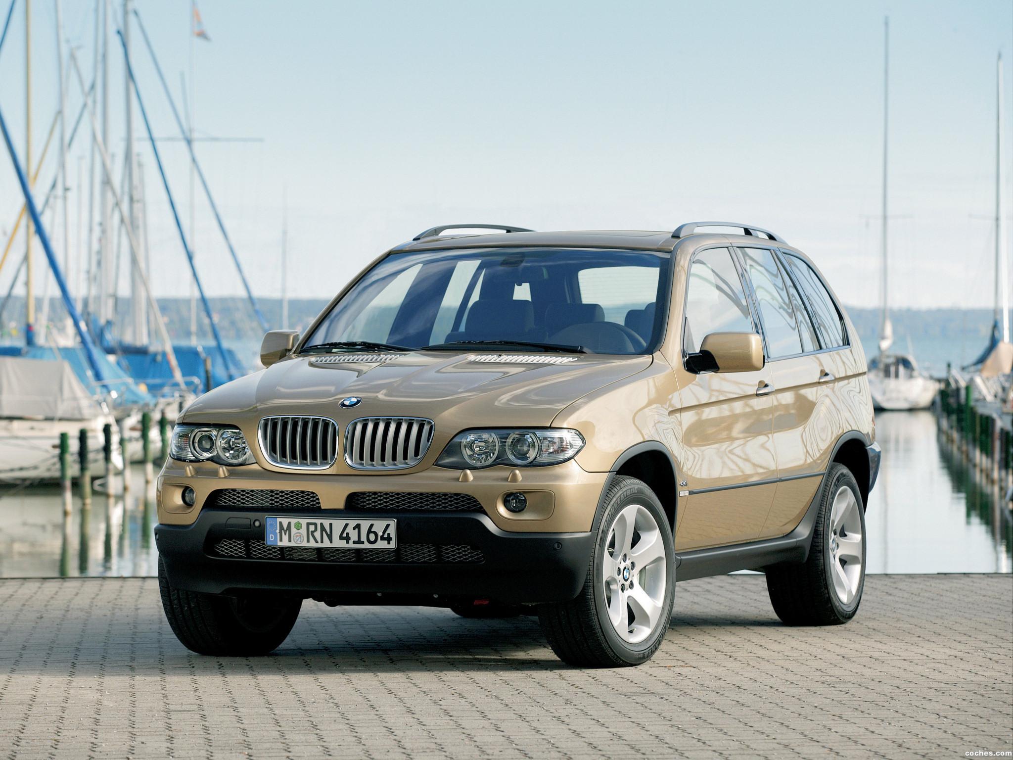Foto 27 de BMW X5 E53 2004