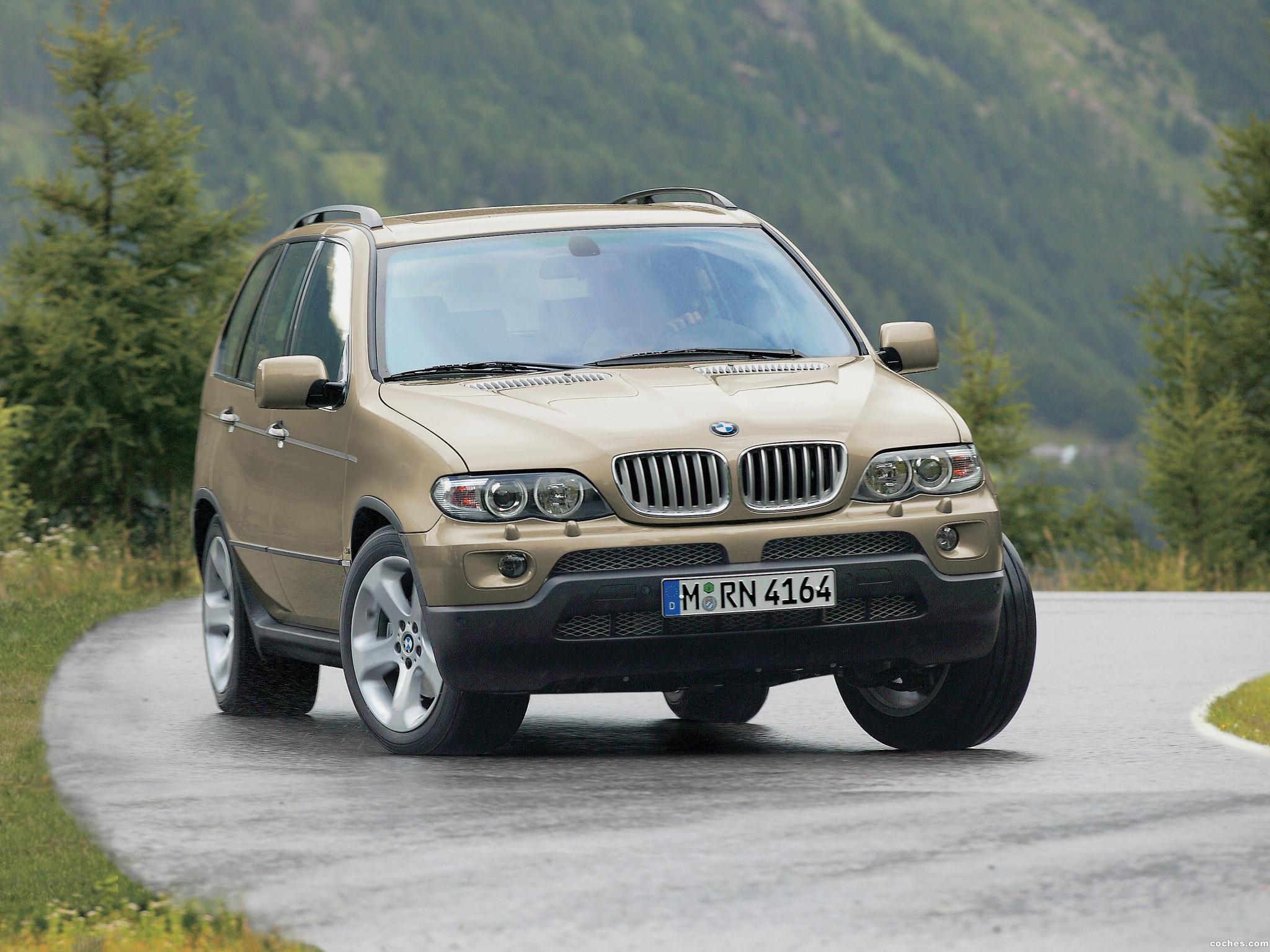 Foto 26 de BMW X5 E53 2004