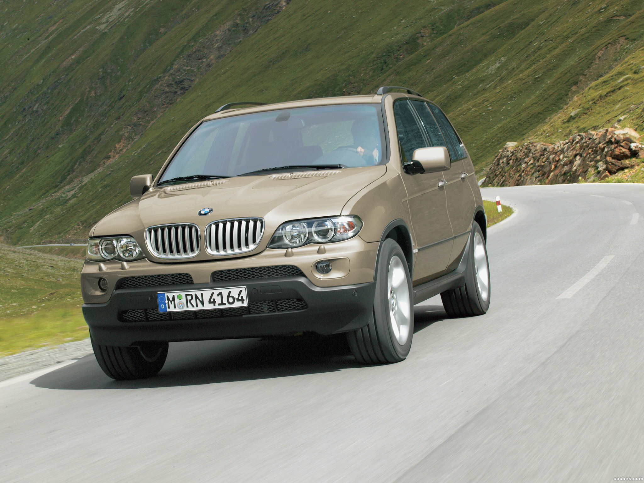 Foto 25 de BMW X5 E53 2004