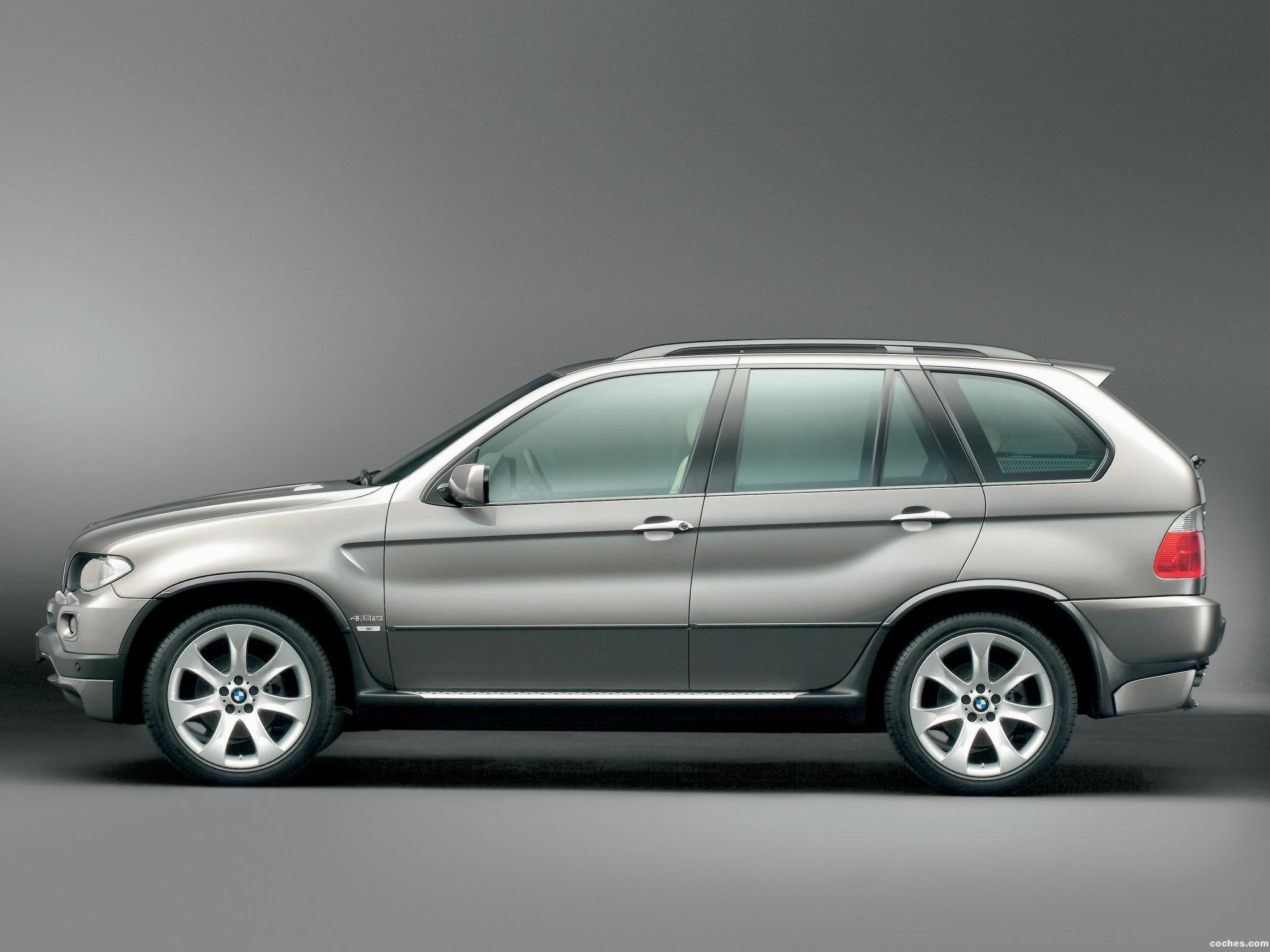 Foto 23 de BMW X5 E53 2004