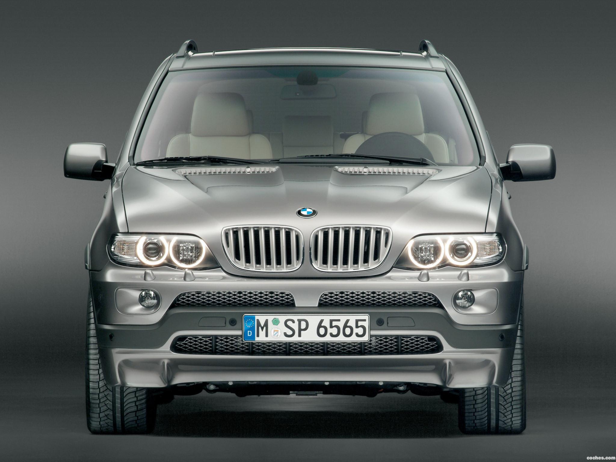 Foto 21 de BMW X5 E53 2004
