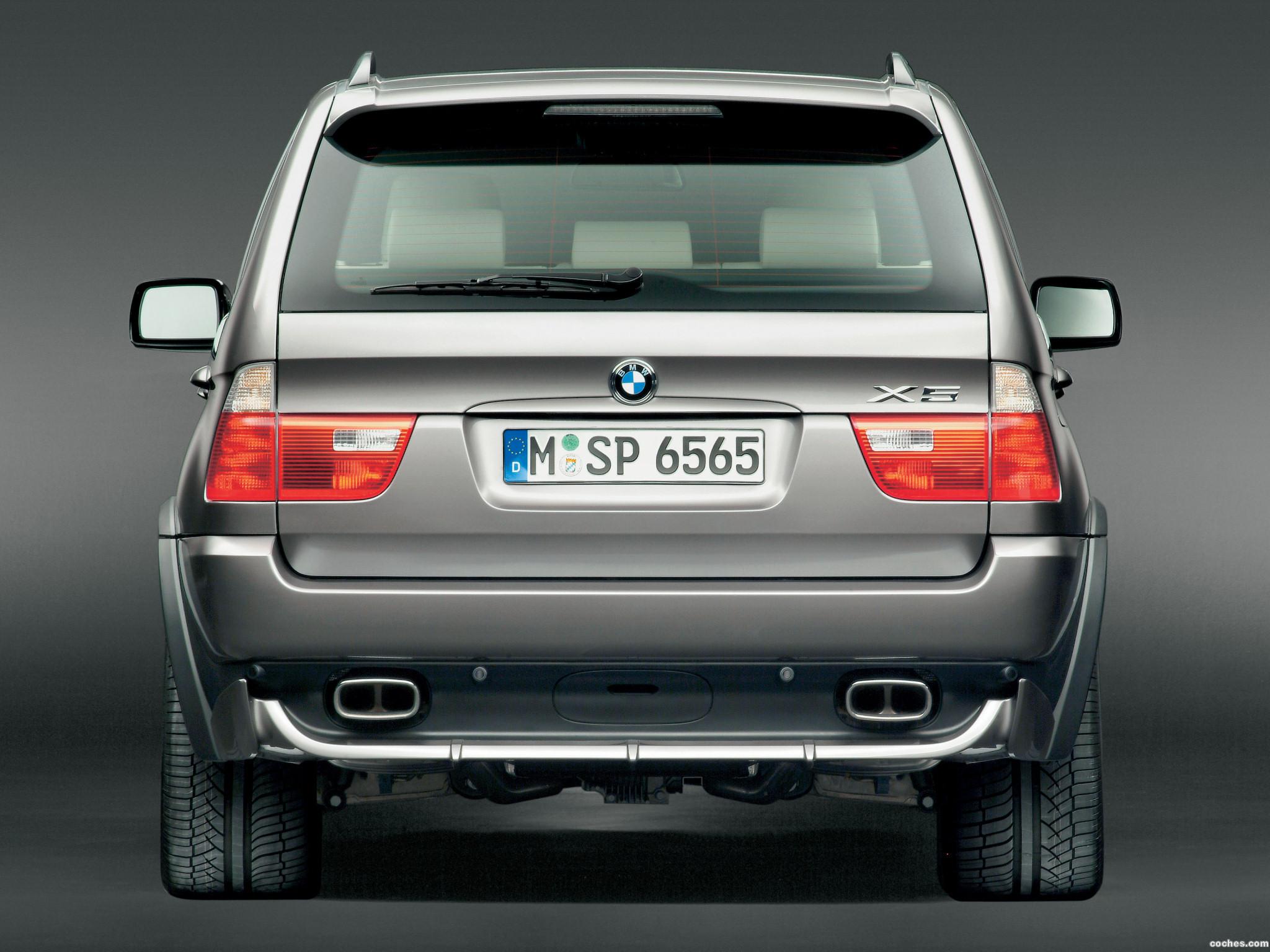 Foto 20 de BMW X5 E53 2004