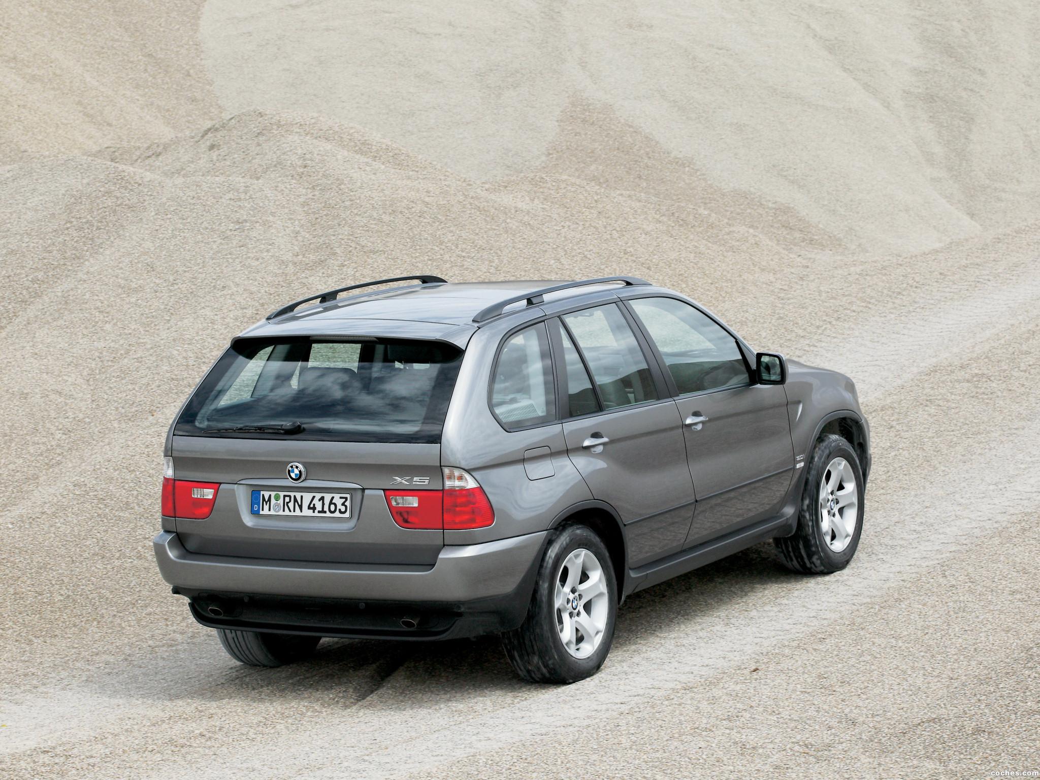 Foto 17 de BMW X5 E53 2004
