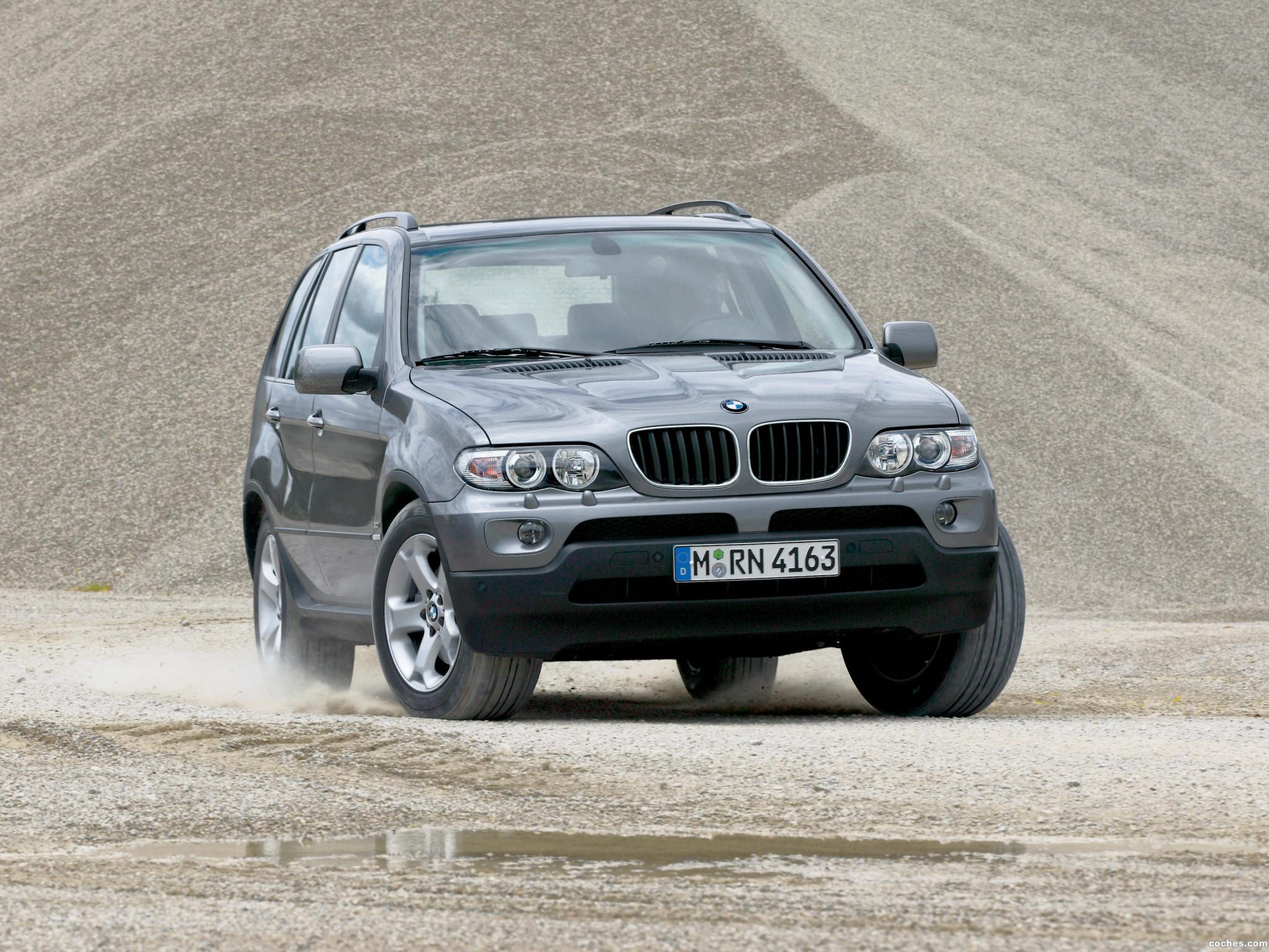 Foto 16 de BMW X5 E53 2004