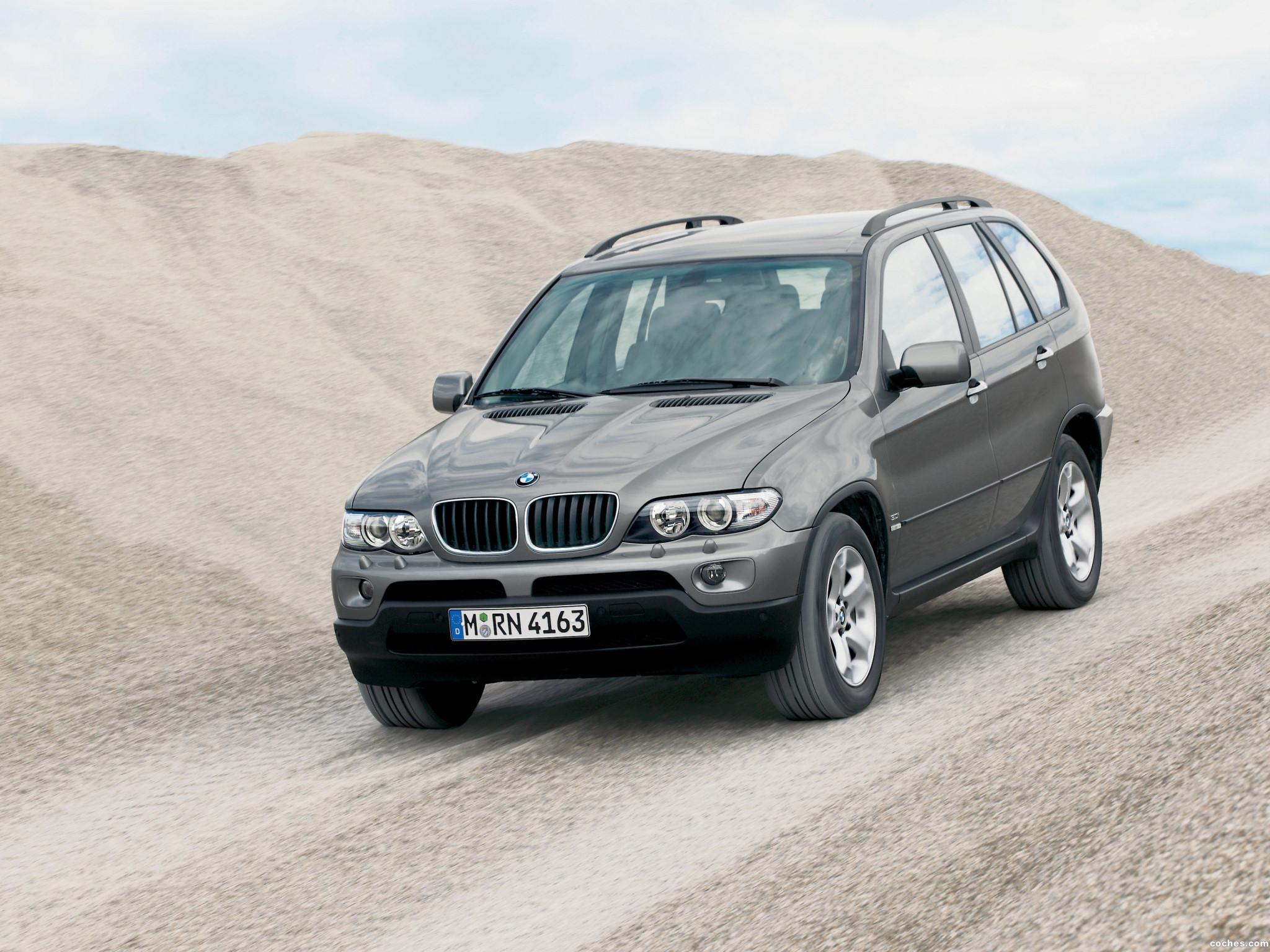 Foto 15 de BMW X5 E53 2004