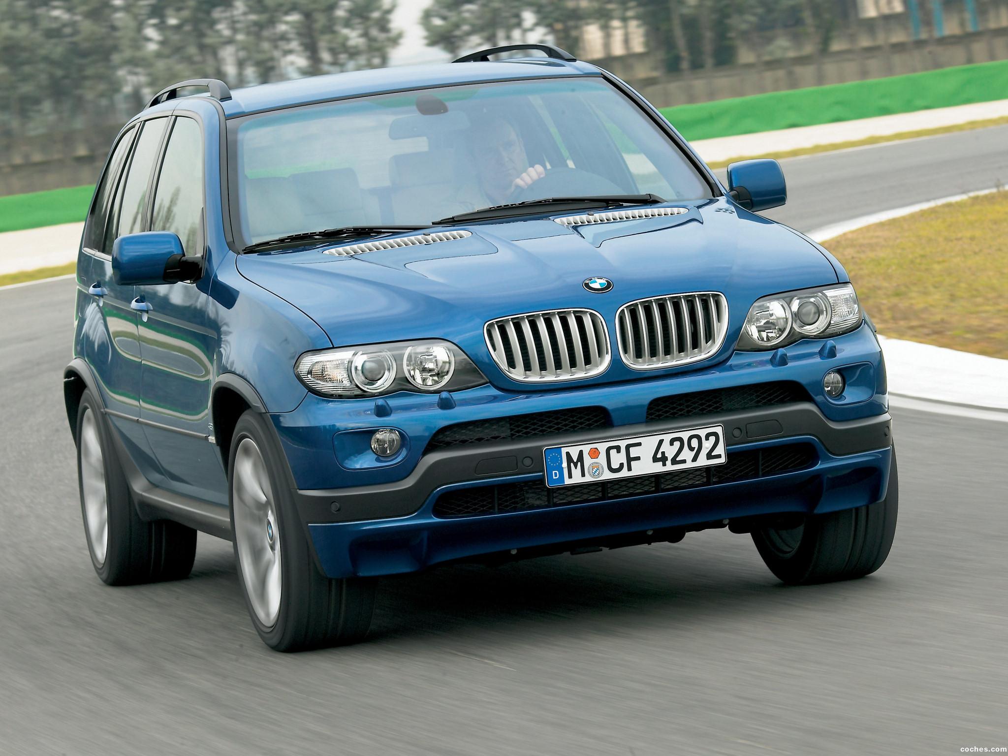 Foto 14 de BMW X5 E53 2004