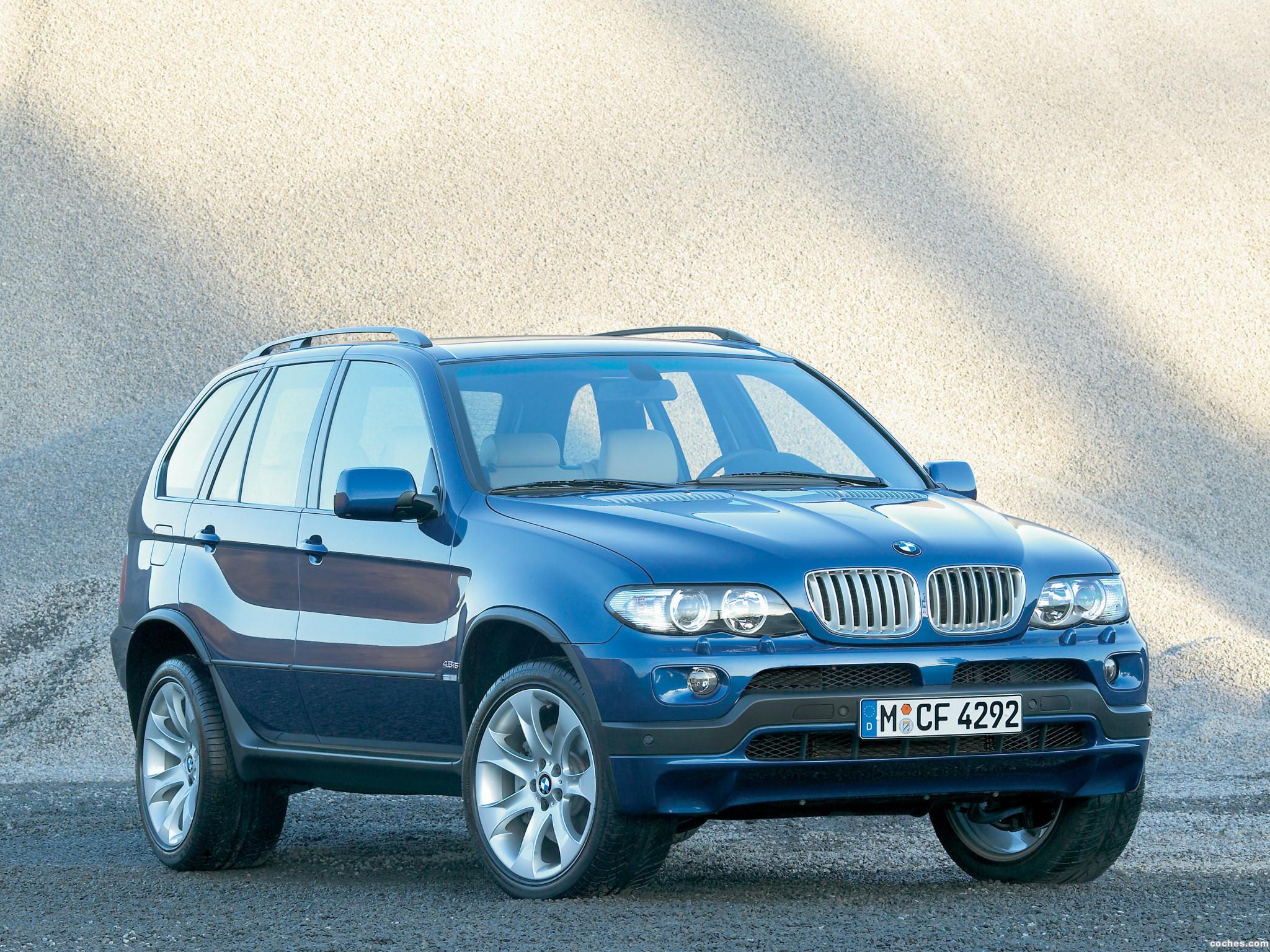 Foto 12 de BMW X5 E53 2004