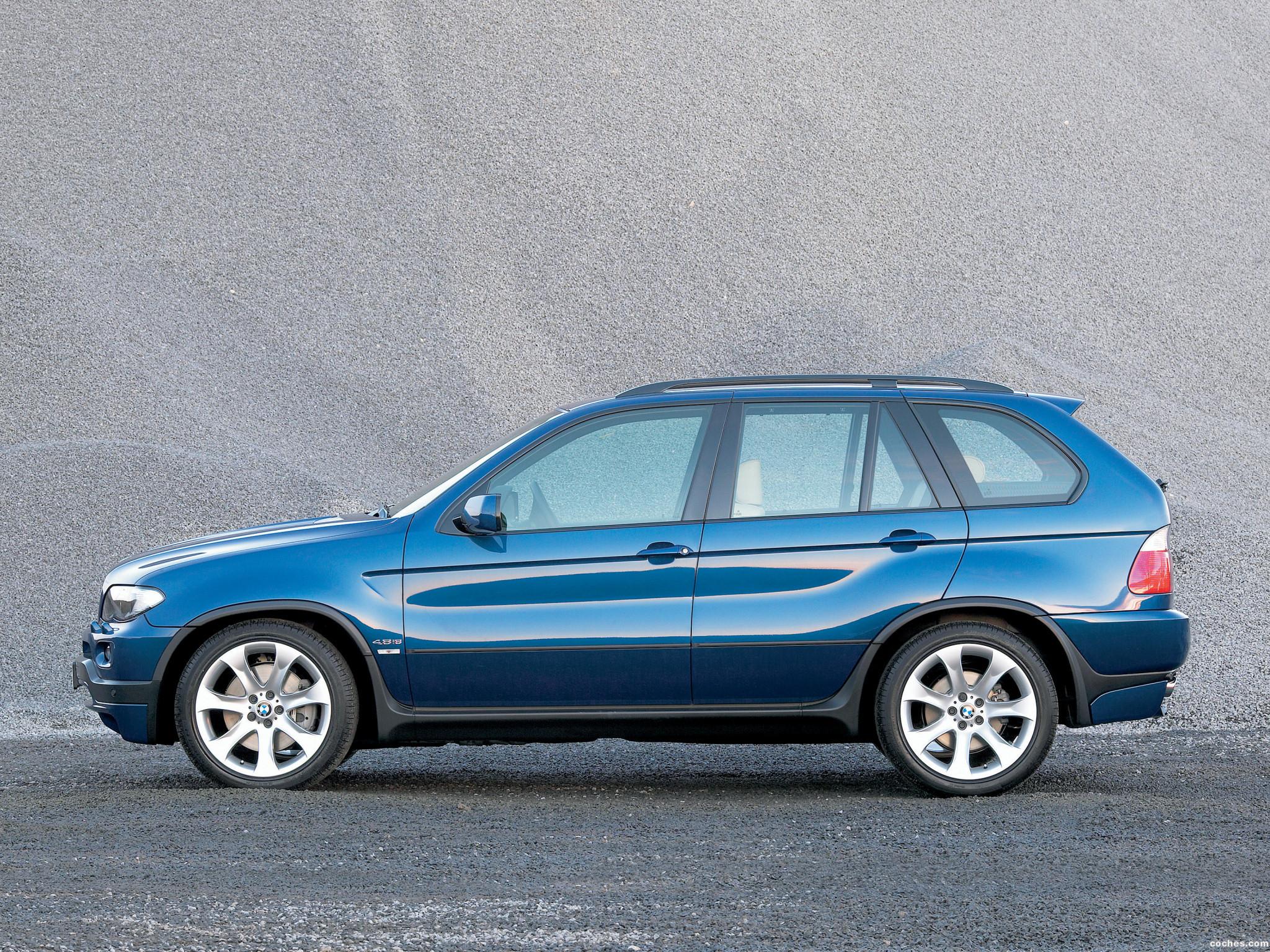 Foto 11 de BMW X5 E53 2004