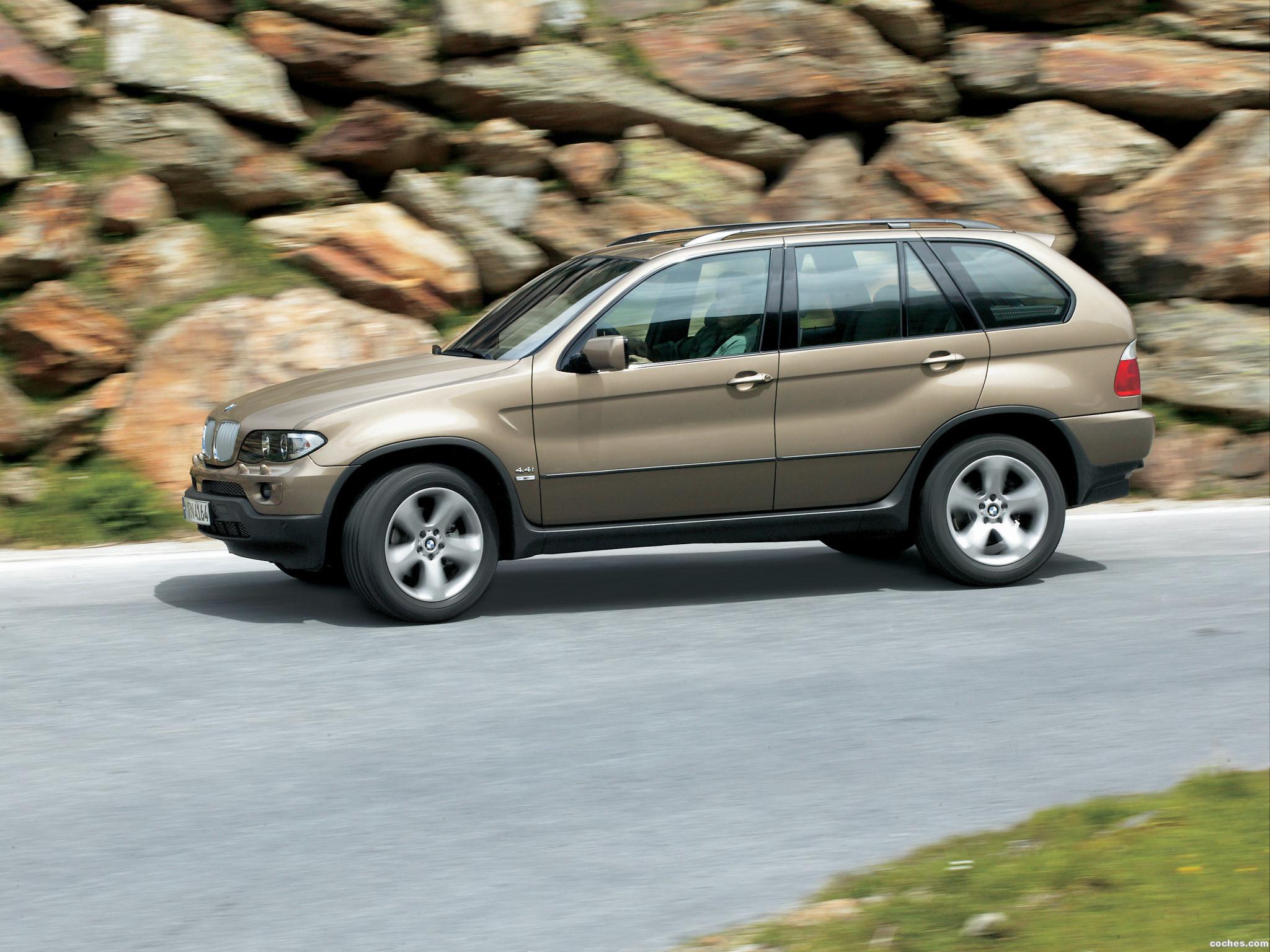 Foto 37 de BMW X5 E53 2004