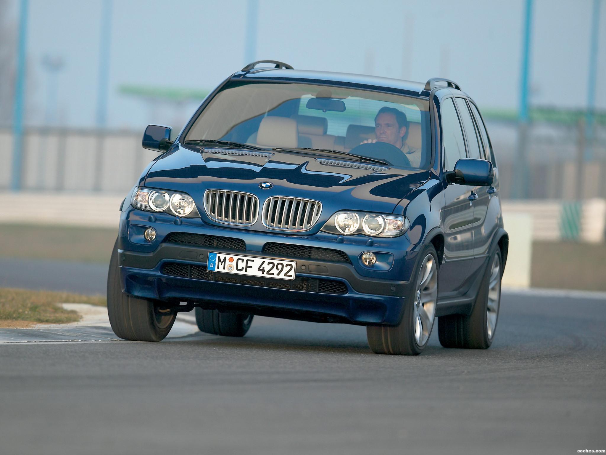 Foto 10 de BMW X5 E53 2004