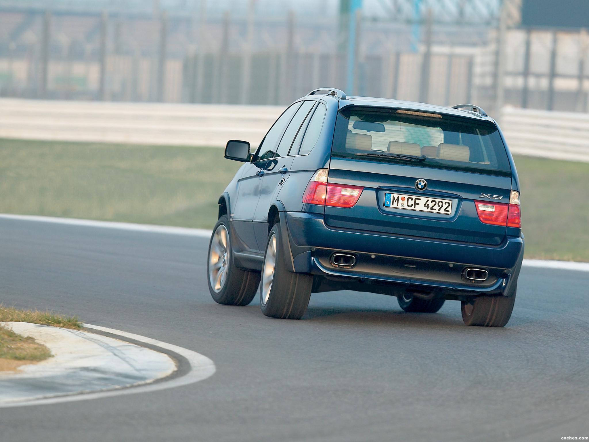 Foto 9 de BMW X5 E53 2004