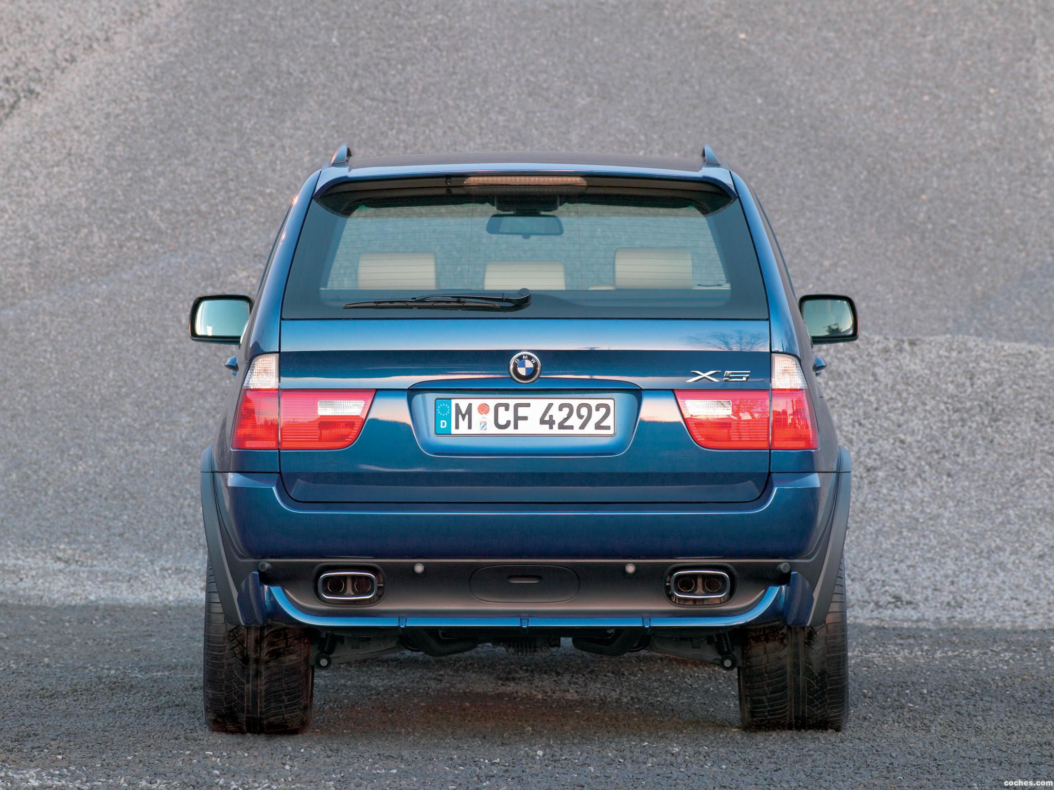 Foto 8 de BMW X5 E53 2004