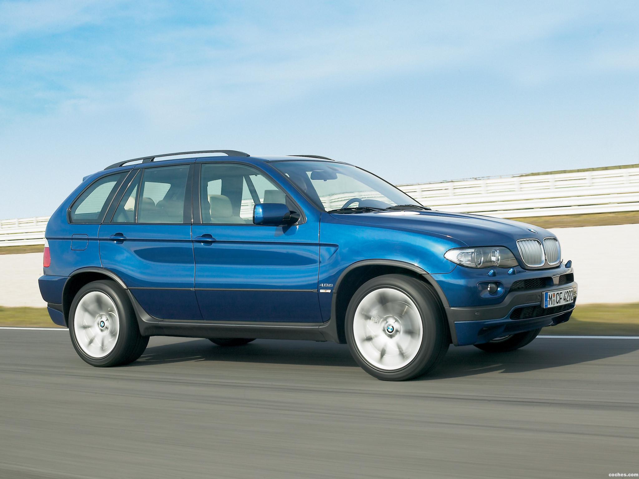 Foto 6 de BMW X5 E53 2004