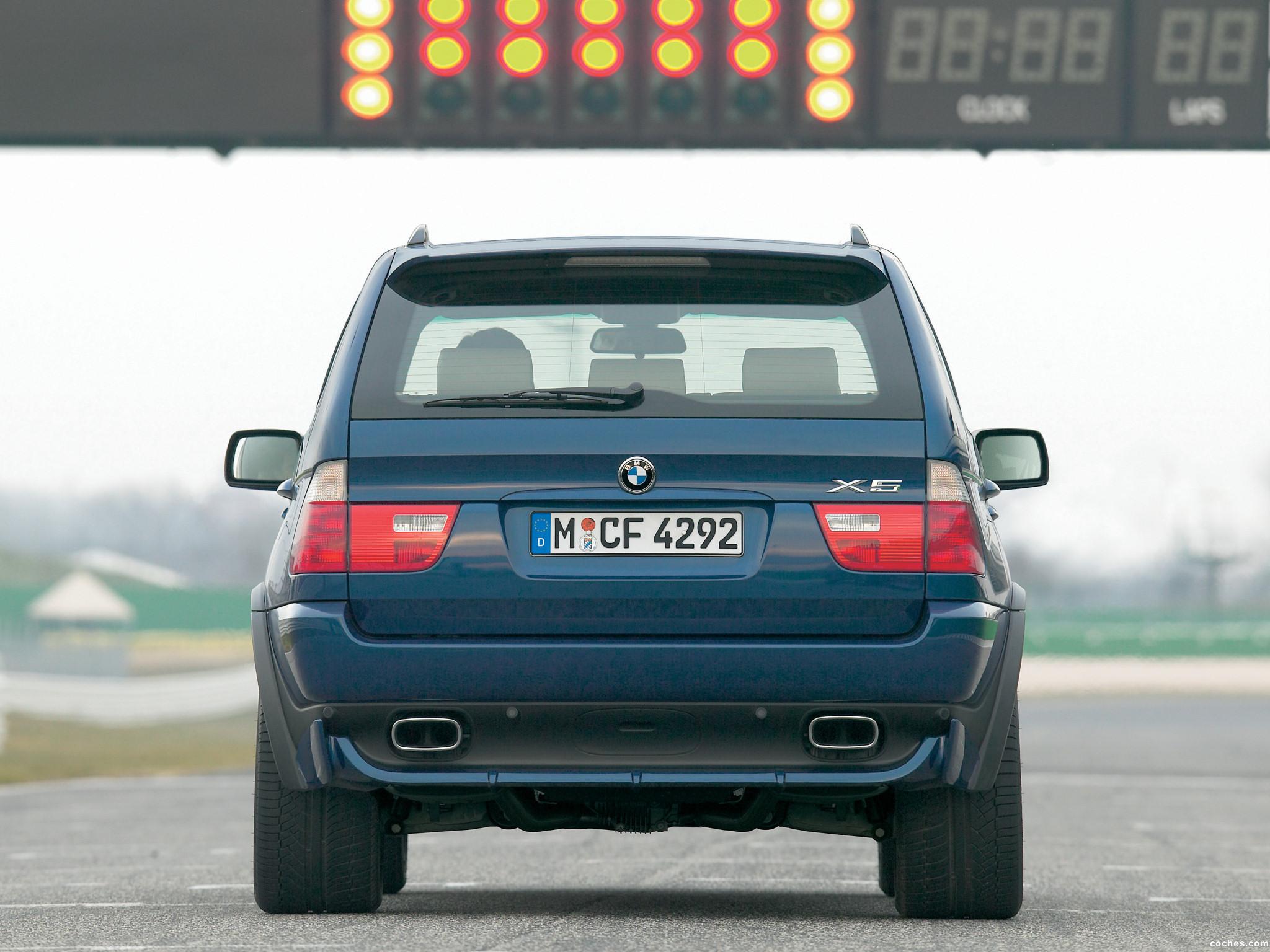 Foto 5 de BMW X5 E53 2004