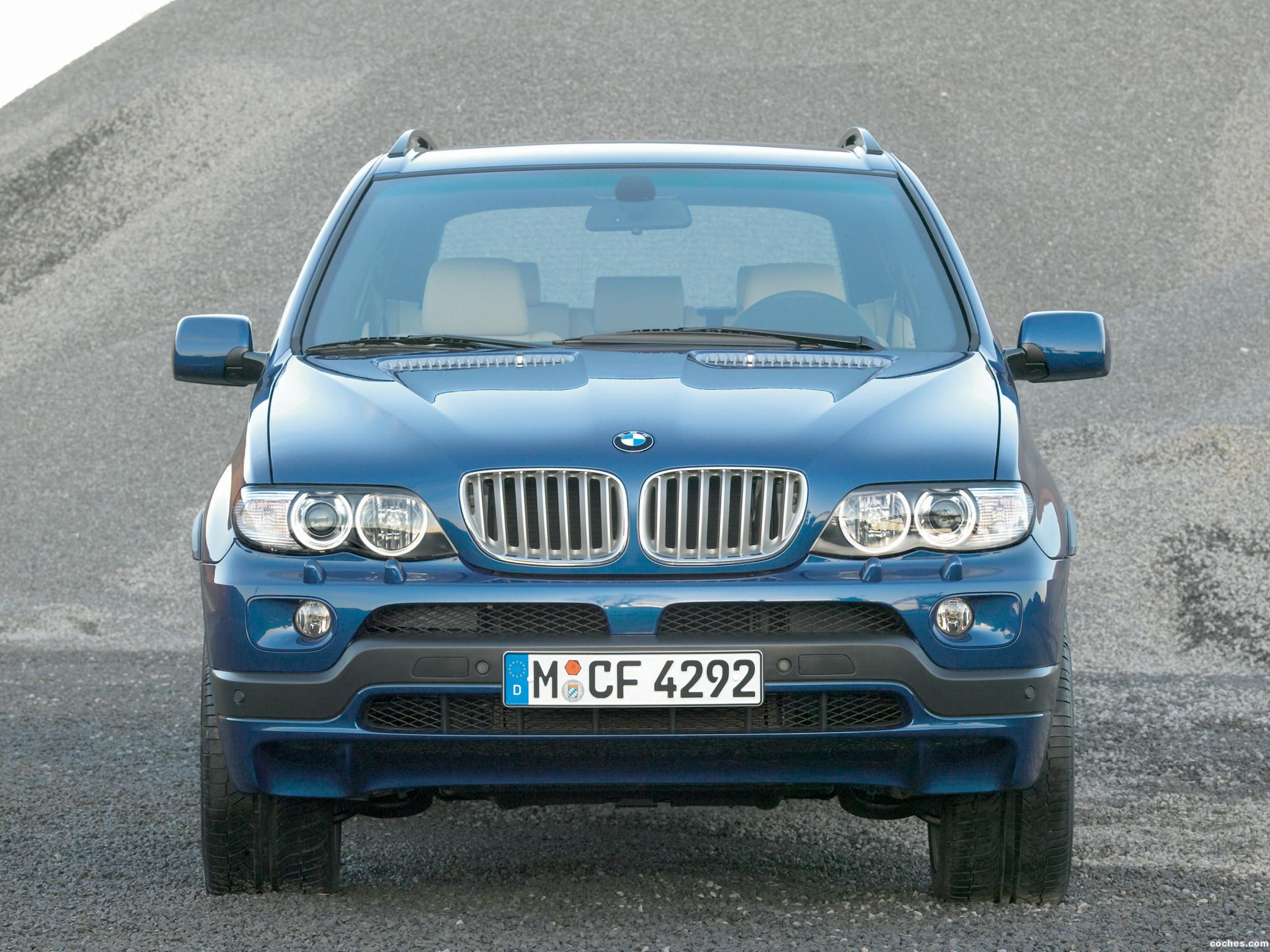Foto 3 de BMW X5 E53 2004