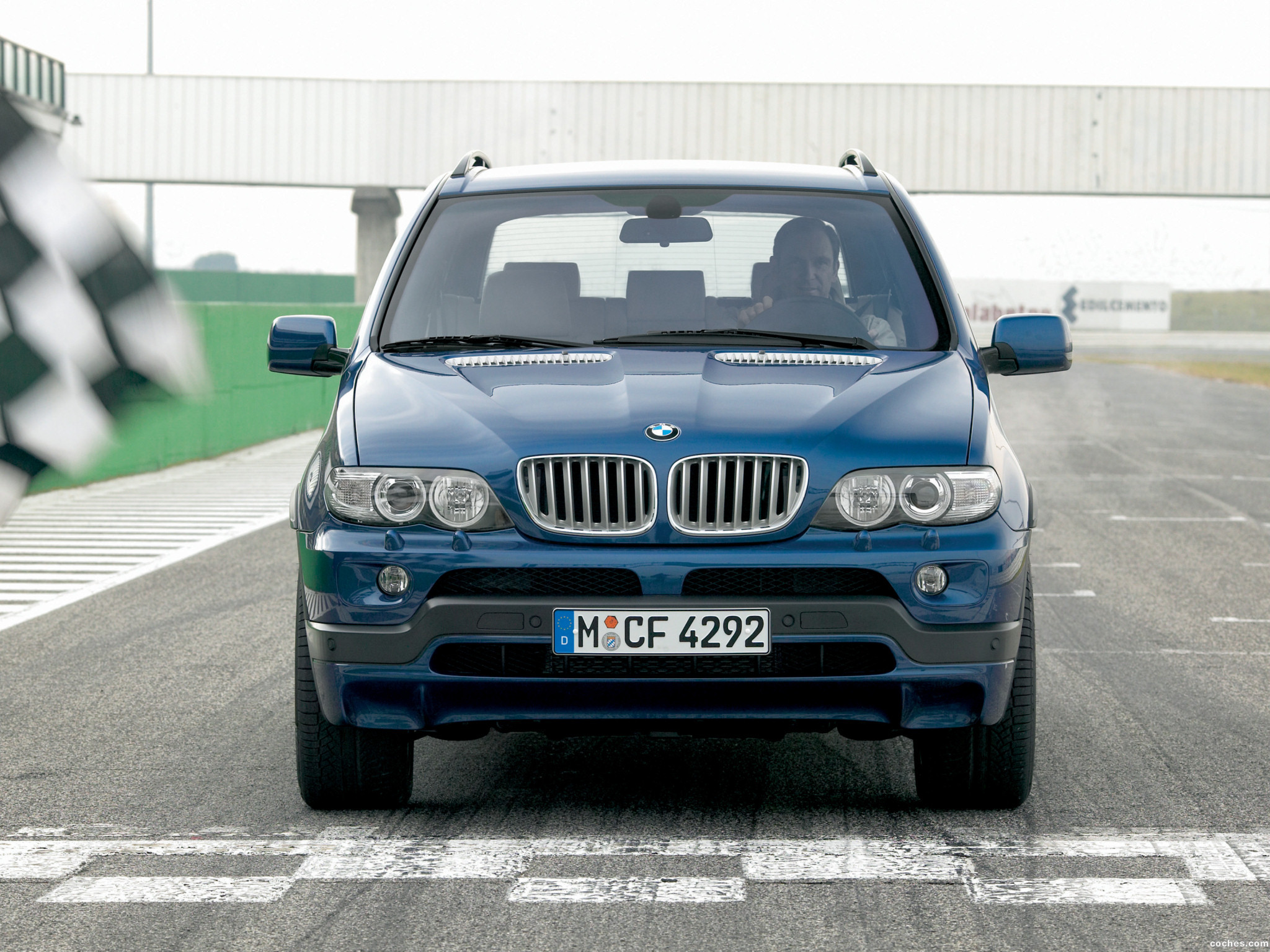 Foto 2 de BMW X5 E53 2004